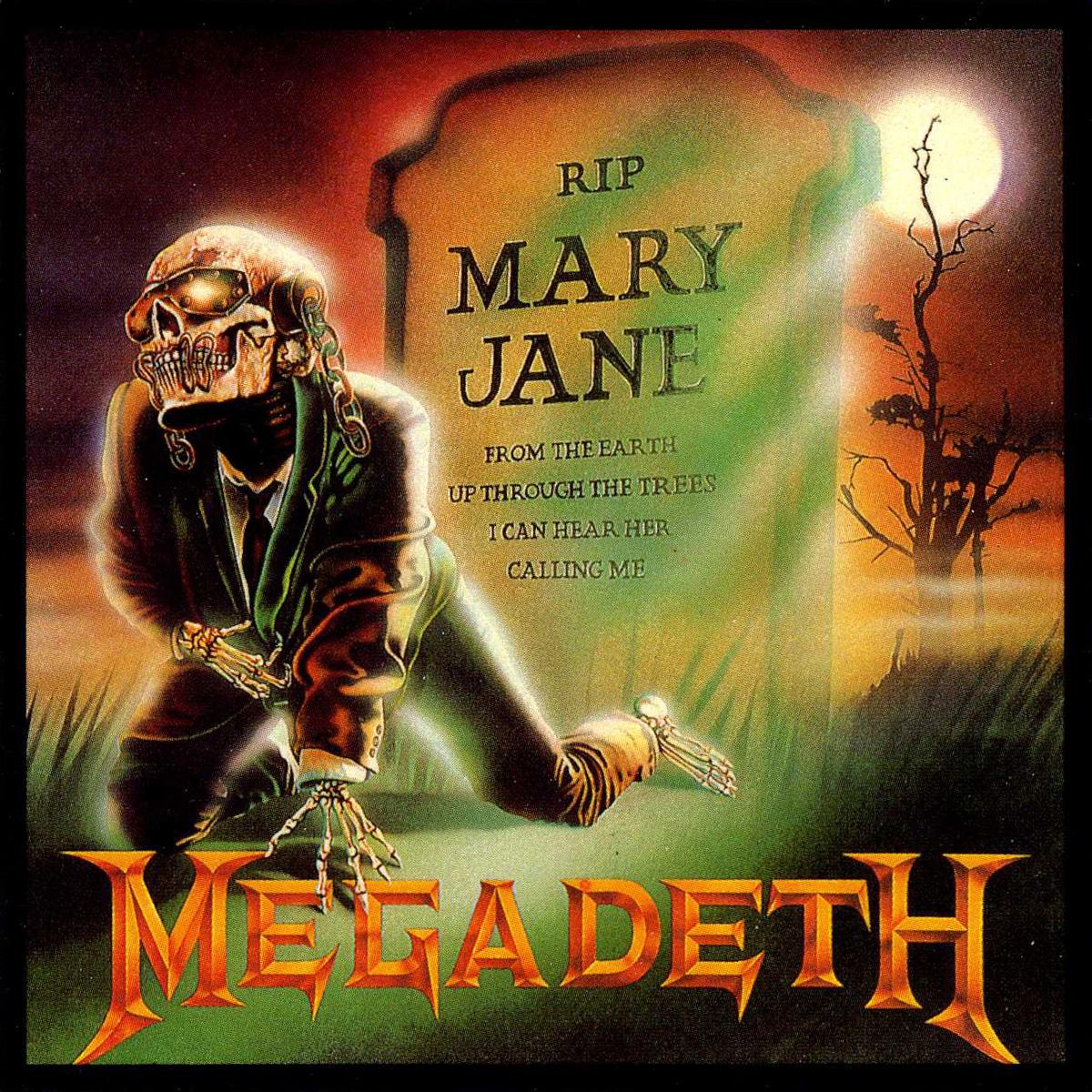 Disco favorito de Megadeth - Página 16 MaryJane